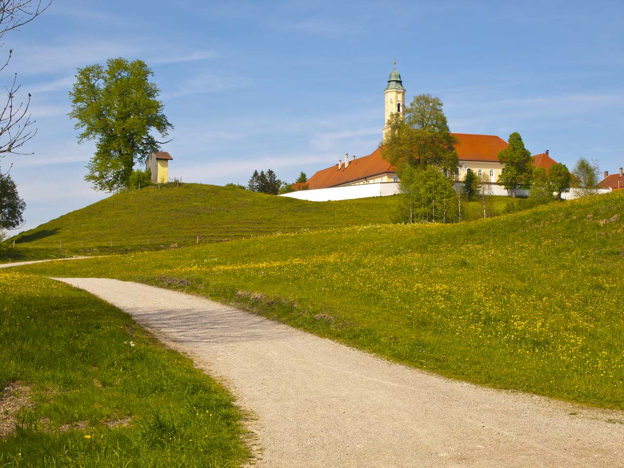 Reutberg vom Mühlweiher